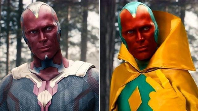 What should the Avengers superheroes look like better